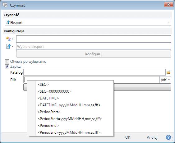 skróty/schematy w nazwach plików